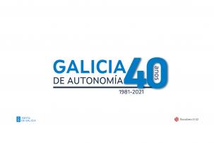 """Xornada """"Galicia. Corenta anos de autonomía (1981-2021)"""""""